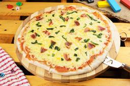 Pizzeta de Bondiola y Rúcula