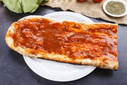 1/2 Metro de Pizza