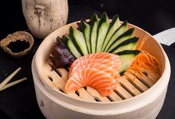Sashimi de Salmón x4