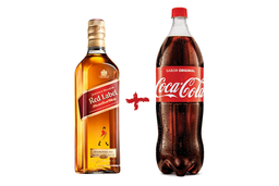 Johnnie Walker + Coca Cola