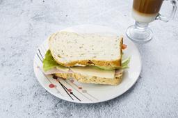 Café con Sándwich Especial