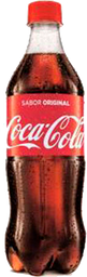 Gaseosa Coca Cola 600 ml
