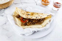 2 Tacos a elección + Fritas o Nachos