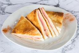 Sandwiche Caliente Común