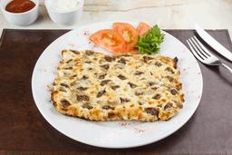 Mante - Capeletti de Carne Armenio en Caldo de Carne y Madzun