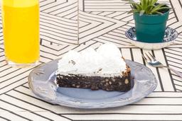 Jugo de Naranja + Porción Torta
