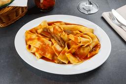Pappardelle Pomodoro & Funghi