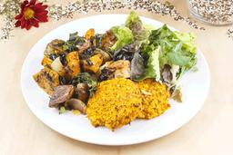 De Quinoa y Lentejas