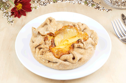 Tarta de Jamón, Queso y Manzana