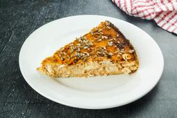 Tarta de Pollo y Calabacín