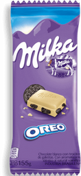Chocolate Milka Blanco Oreo 155 g