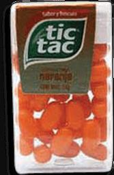 Pastillas Naranja Tic Tac Ferrero - Pq .016 Kg
