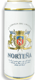 Cerveza Norteña La 473 Ml