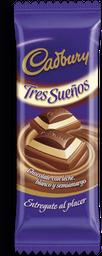 Chocolate Cadbury Tres Sueños 160 g