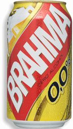 Cerveza Brahma Zero