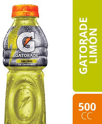 Gatorade Bebida Isotonica Lima Limon Bt