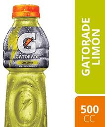 Bebida Isotonica Gatorade Lima Limon - Bt .5 Lt