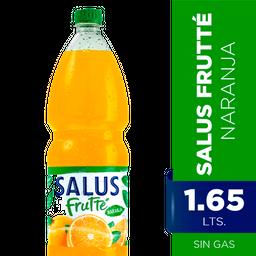 Agua Salus Frutte Naranja Bt 1.650L
