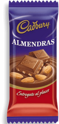 Chocolate Cadbury Almendras 72 g