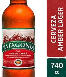 Patagonia Cerveza Amber Lager