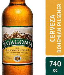 Cerveza Patagonia Bohemian Bt 740Cc