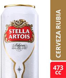 Cerveza Stella Artois La 473Ml