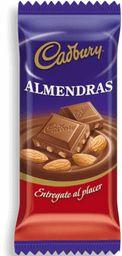 Chocolate C/Almendras Cadbury - Tt .072 Kg