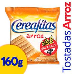 Cerealitas Galletas De Arroz