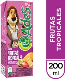 Jugo Ades Frutas Tropicales Cj 0.2 Lt