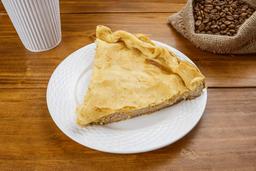 Torta De Fiambre + Alfajor + Jugo de naranja