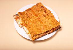 Pizza Mozzarella a Caballo