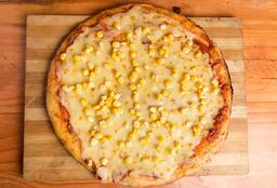 Pizzeta Mozzarella con Choclo