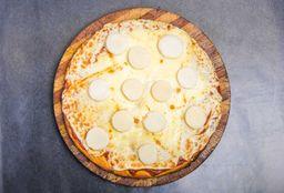 Pizzeta Mozzarella con Palmitos - 32 Cm