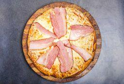 Pizzeta Mozzarella con Panceta - 32 cm
