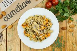 Ensaladita Quinoa y Calab