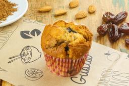 Muffin Arándano con Crea
