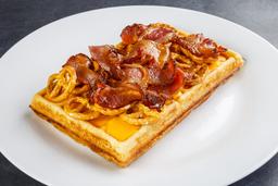 Waffle Pretzel