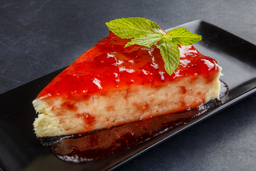 Cheese cake frutilla