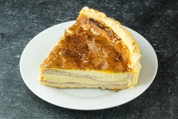 Torta Jamón y Queso