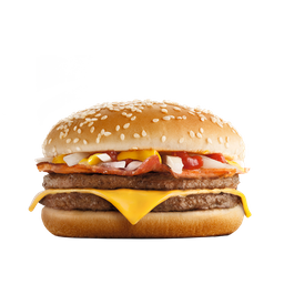 Hamburguesa McBacon