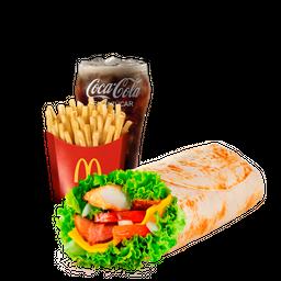 Combo Wrap Bacon Grill Grande