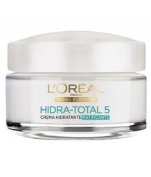Crema Hidratante Matificante L'Oreal Hidratotal 5