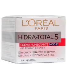 Crema Hidratante L'Oreal Hidratotal 5 Noche