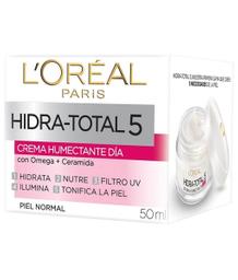 Crema L'Oreal Hidratotal 5 Humectante