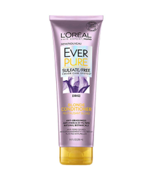 Acondicionador L'Oréal Ever Pure Rubio 250ml
