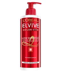 Shampoo Elvive Loreal Sin Sulfatos Color Vive 400ml