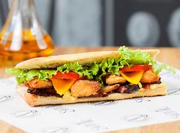 Sándwich Crispy Chicken