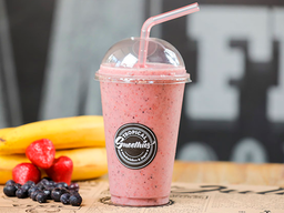 Smoothie Pitufo Berry