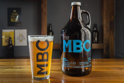 2 L de Mastra Golden Ale + Growler GRATIS