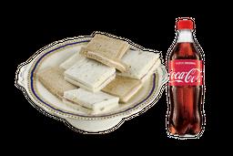8 Sandwiches Surtidos + Refresco 600ml